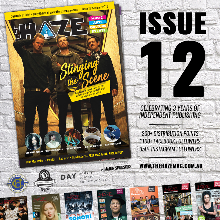 Dec Ed. of The Haze Mag! - blog post image