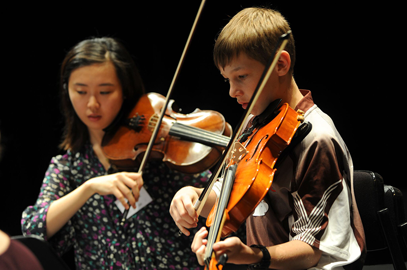 Penrith Youth Orchestra: Applications close soon - blog post image