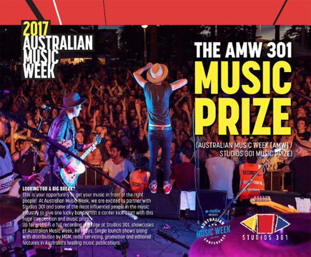 Australian Music Week Announces New Electronic Music Program - blog post image