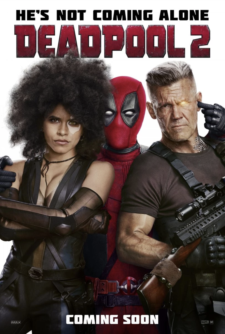 Deadpool 2 Review  - blog post image