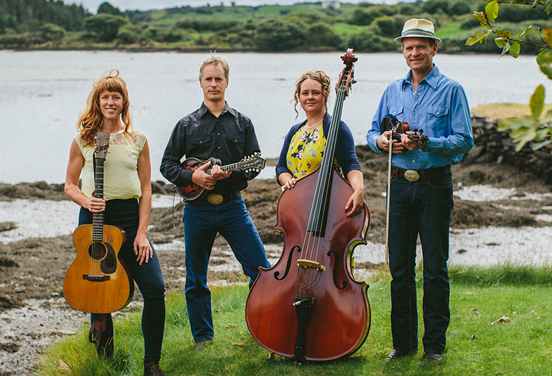 Foghorn String Band (USA) are bringin' roots to Katoomba - blog post image