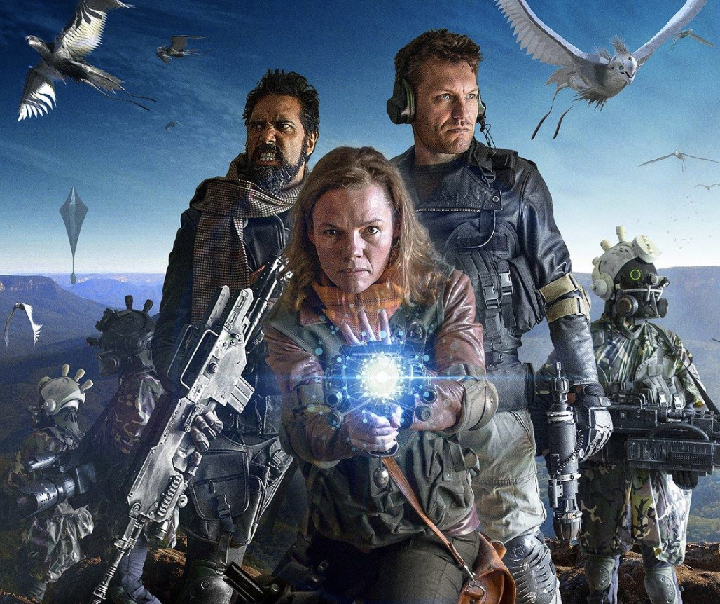 Sci-Fi Flick Seeks Stars - blog post image