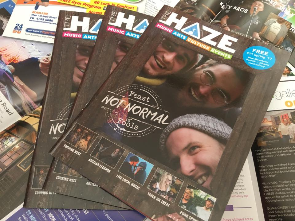 Looking to grab the latest copy of the Haze mag? - blog post image