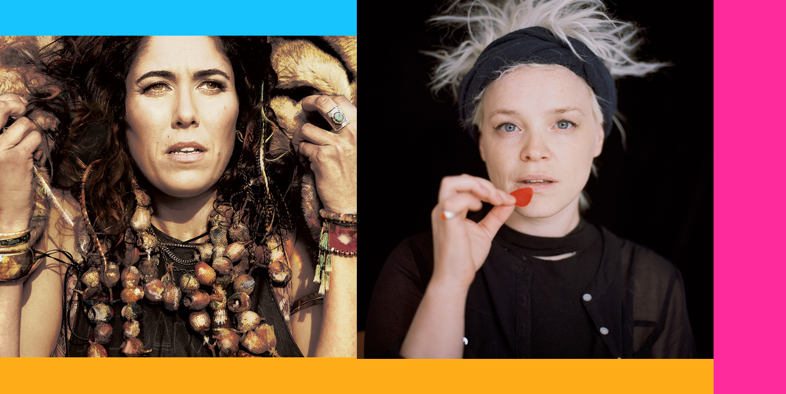 Emerald gems Wallis Bird & Aine Tyrrell to perform @ Baroque - blog post image
