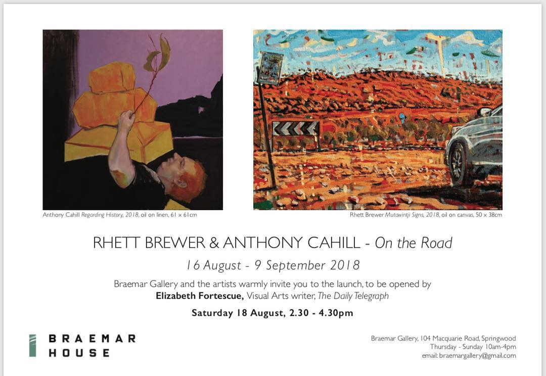 'On the Road' exhibition opening - blog post image