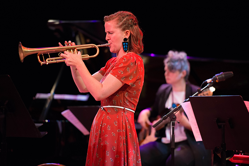 Sirens Big Band puts women of Jazz in the spotlight - blog post image
