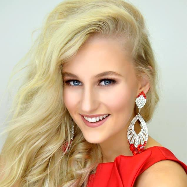 Global stage swings open for 'Jazzie' - 2019's Miss Teen Australia International winner - blog post image