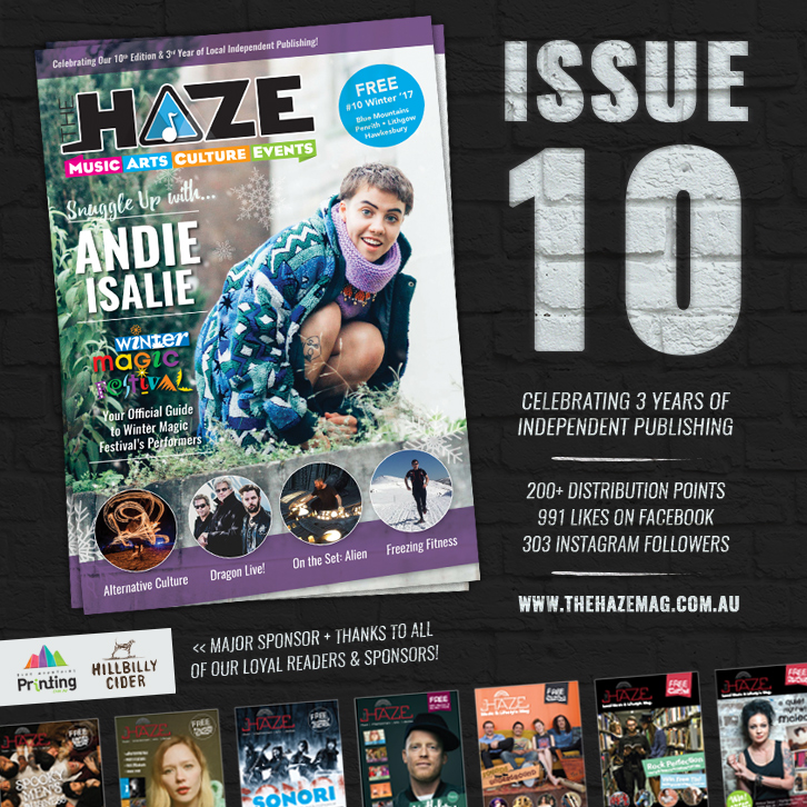 The Haze Mag Turns 10 - blog post image