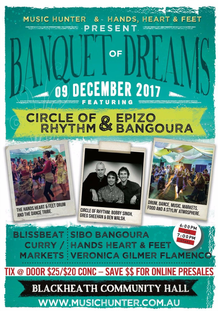 2017's Banquet of Dreams is a feast for the ears - blog post image