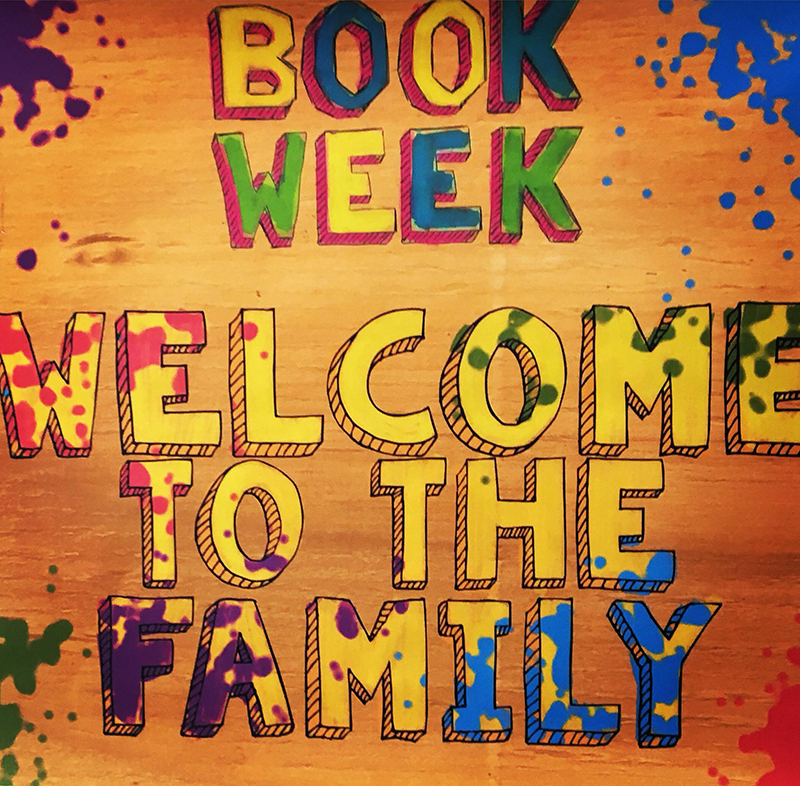 Film Focus: Alan Dukes and Maya Stange talk 'Book Week' - blog post image