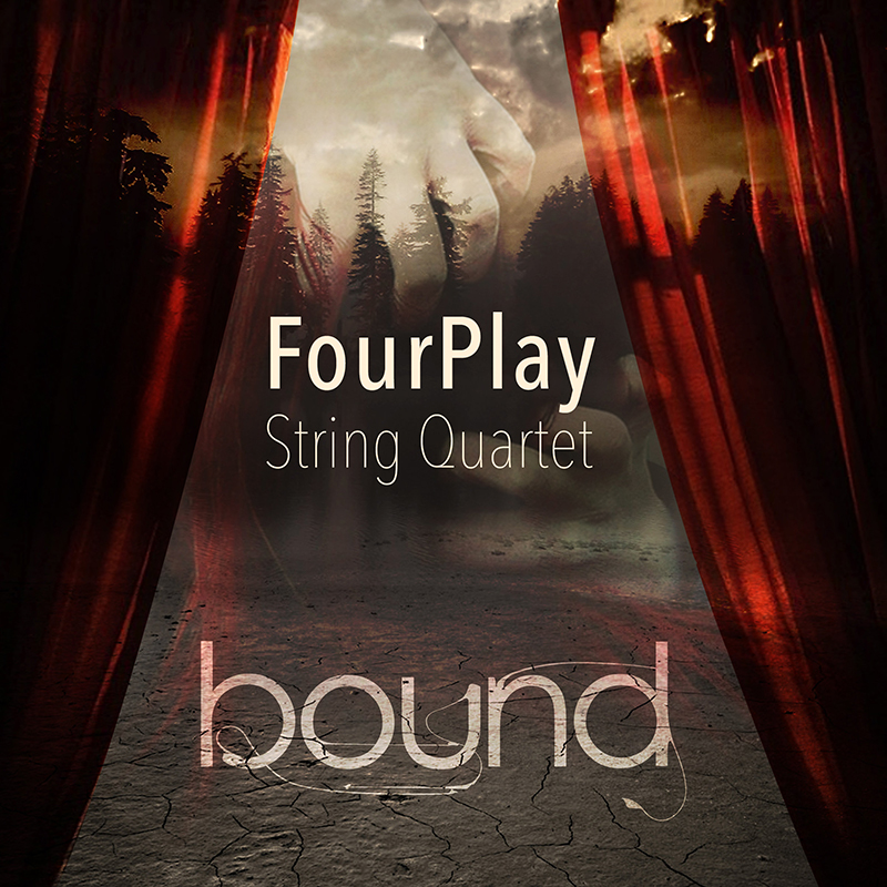 FourPlay String Quartet's new single + Baroque Room performance - blog post image