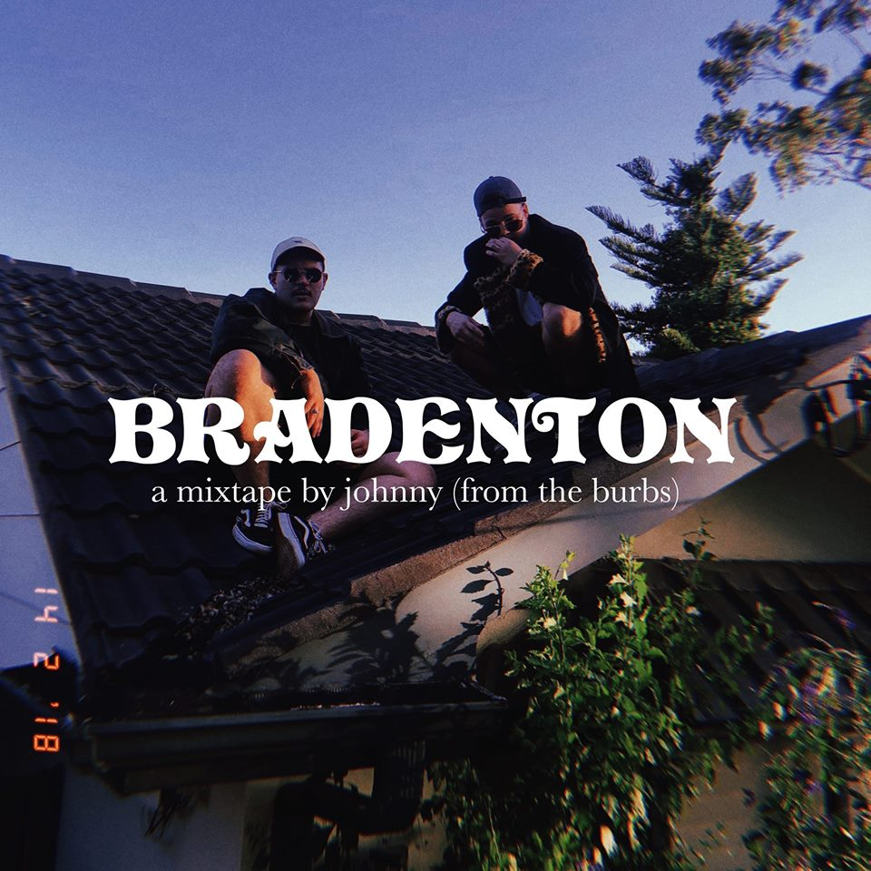 Hip-Hop's Johnny (From the Burbs) beats back with 'Bradenton' - blog post image